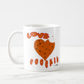 Caneca Love Cookie