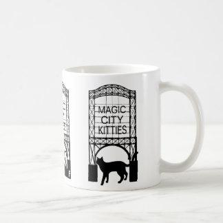 Caneca mágica dos gatinhos da cidade