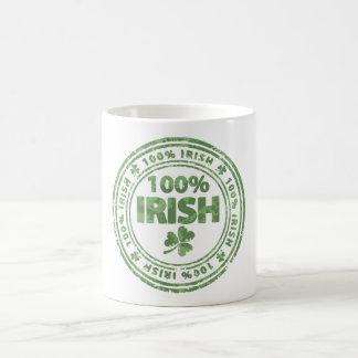 Caneca Mágica irlandês 100%