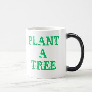 Caneca Mágica Plante uma árvore