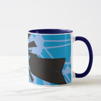 Caneca Moinho de vento Drinkware