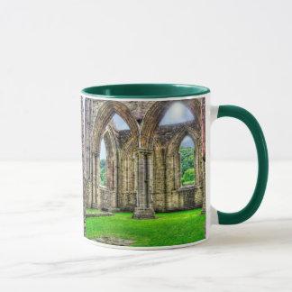 Caneca Monastério Cistercian Wales da abadia 7 antigos de