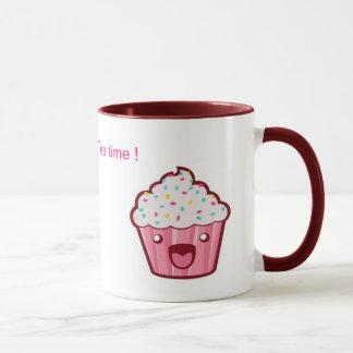 Caneca Mug cupcake