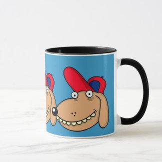 """Caneca mug """"funny dog """""""