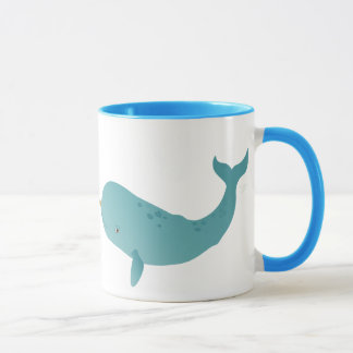 Caneca Narwhal