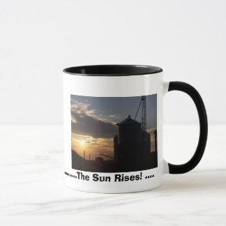 Caneca Nascer do sol de CornDryer, ........ apenas tão