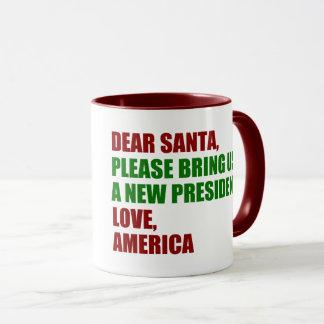 Dear Santa Impeach Trump for Christmas