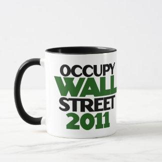 Caneca Ocupe Wall Street
