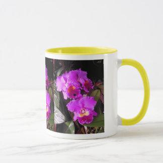 Caneca Orquídeas de Cattleya