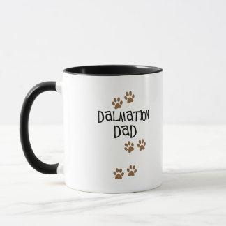 Caneca Pai de Dalmation