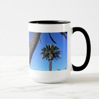 Caneca Palmeira de Califórnia