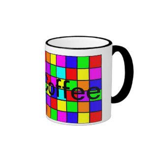Caneca para café Multicolors