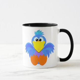 Caneca Pássaro pateta bonito de Goofkins