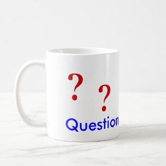 Caneca - pergunta tudo!