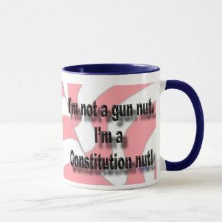 Caneca Porca da constituição, CCW Drinkware