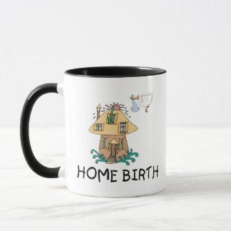Caneca Presente da maternidade do nascimento Home