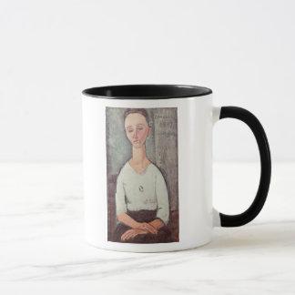 Caneca Retrato da senhora Chakowska, 1917
