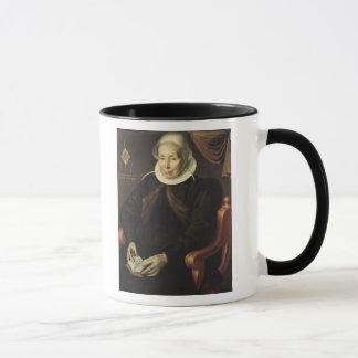 Caneca Retrato de uma mulher idosa, 1603