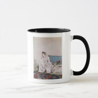 Caneca Retrato do tiro de Mary