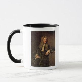 Caneca Senhor Isaac Newton