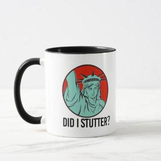 Caneca Senhora Liberdade - fiz eu Stutter -