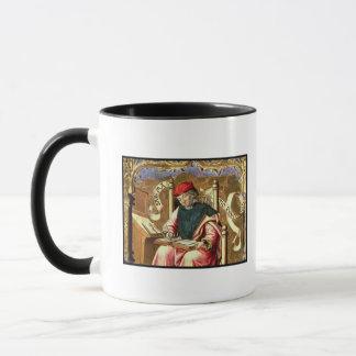 Caneca St Matthew: Detalhe de Altarpiece