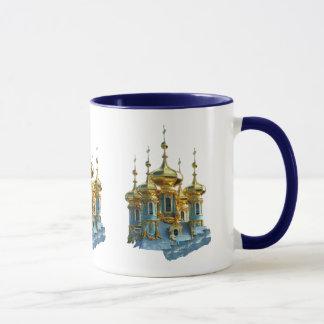 Caneca Taça St. Petersburg Rússia Russia