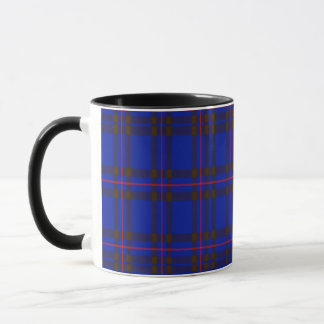 Caneca Tartan do Scottish de Elliot