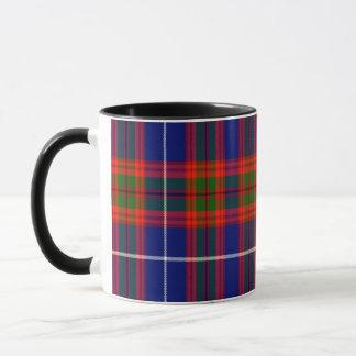 Caneca Tartan do Scottish de Newton