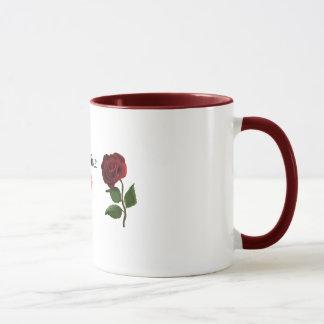 Caneca tasse do t'aime do je