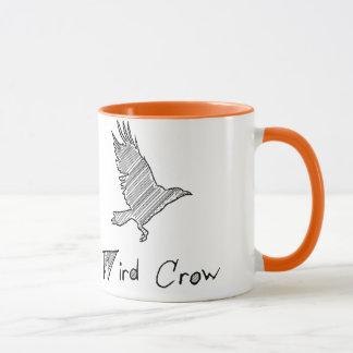 Caneca Tasse Wird Crow