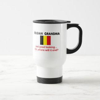 Caneca Térmica Avó belga bonita