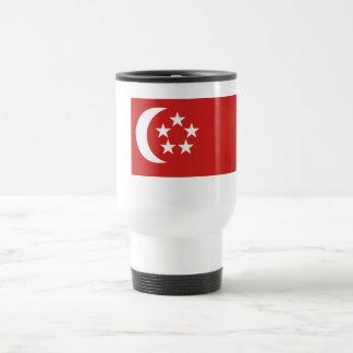 Caneca Térmica Bandeira de Singapore