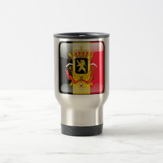 Caneca Térmica Bandeira lustrosa belga