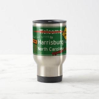 Caneca Térmica Boa vinda a Harrisburg North Carolina