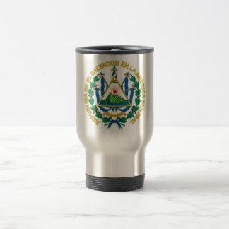 Caneca Térmica Brasão de El Salvador