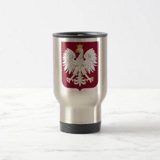 Caneca Térmica Brasão do Polônia