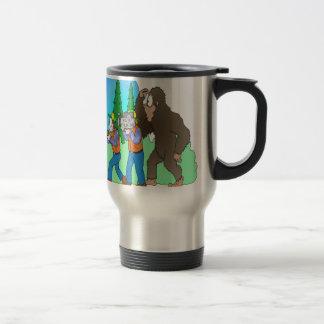 Caneca Térmica Caça Bigfoot