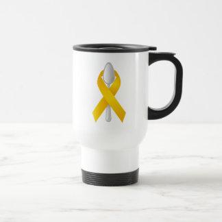 Caneca Térmica Cancer pediatra SpoonRibbon