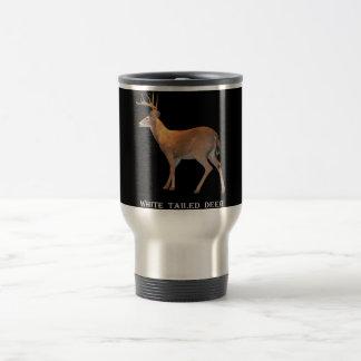 Caneca Térmica Cervos (fanfarrão) Branco-Atados