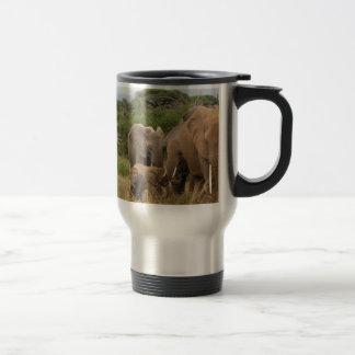 Caneca Térmica elefante