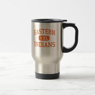 Caneca Térmica - Indianos - segundo grau oriental - Detroit