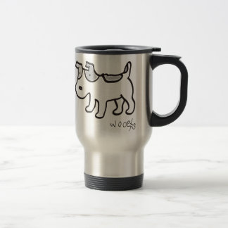 Caneca Térmica Jack Russell Terrier Chiro