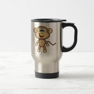 Caneca Térmica Macaco
