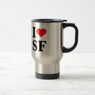 Caneca Térmica Mim coração San Francisco