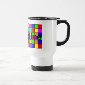 Caneca térmica para café