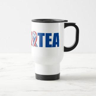 Caneca Térmica Pense o chá