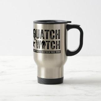 Caneca Térmica Relógio de Squatch - eu acredito