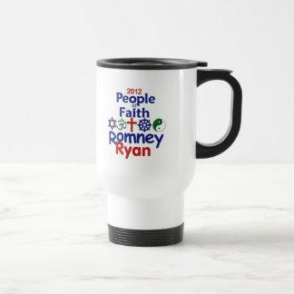 Caneca Térmica Romney Ryan