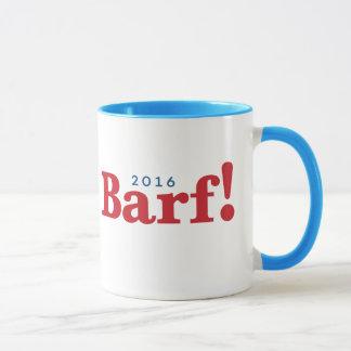Caneca Um não outro Bush 2016 eleições